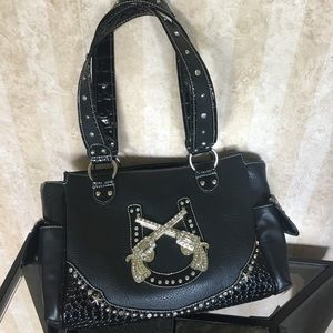 Love Creek Western Purse